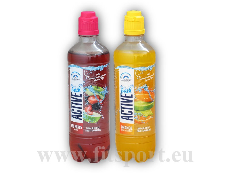 Active Fresh 50% ovoce 500ml