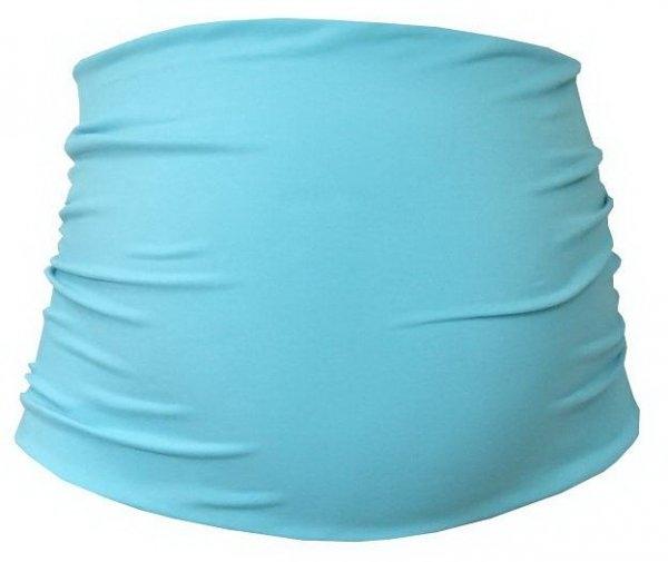 Těhotenský pás - tyrkys