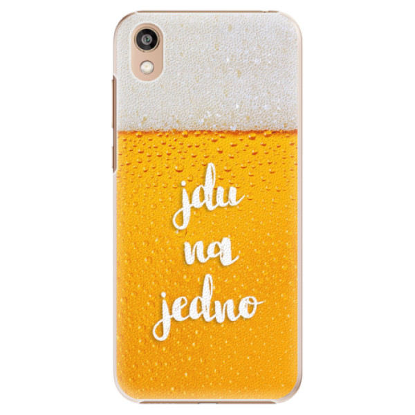 Plastové pouzdro iSaprio - Jdu na jedno - Huawei Honor 8S