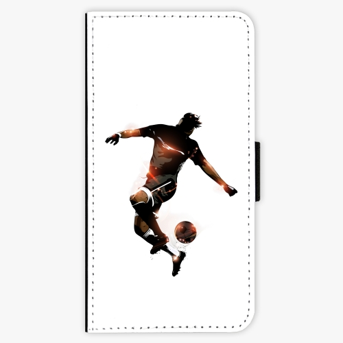 Flipové pouzdro iSaprio - Fotball 01 - Samsung Galaxy A5 2017