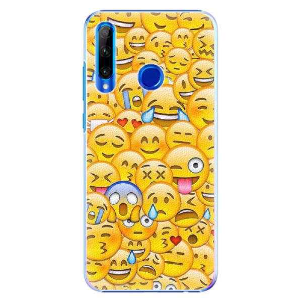 Plastové pouzdro iSaprio - Emoji - Huawei Honor 20 Lite