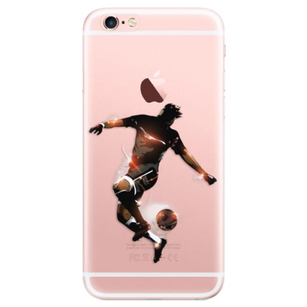 Odolné silikonové pouzdro iSaprio - Fotball 01 - iPhone 6 Plus/6S Plus
