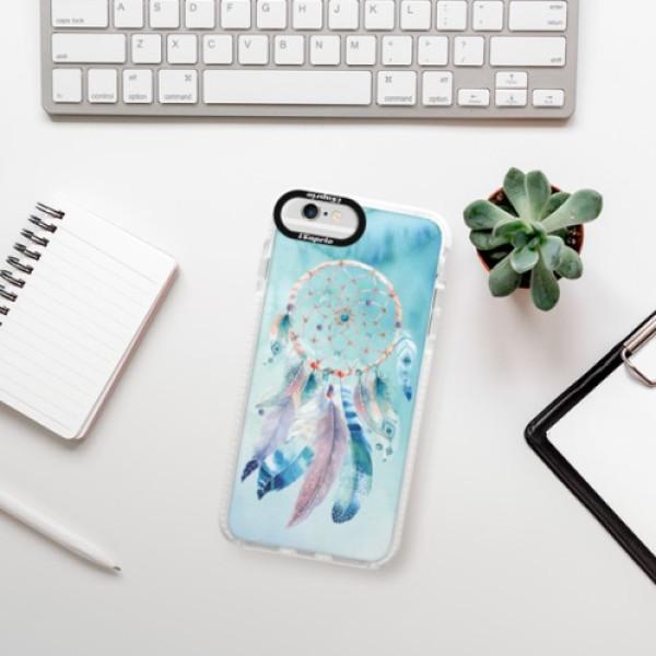 Silikonové pouzdro Bumper iSaprio - Dreamcatcher Watercolor - iPhone 6/6S