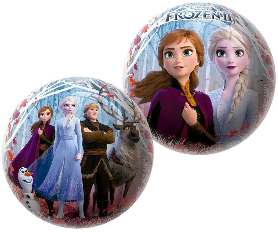 DINO Míč Frozen 2 (Ledové Království) 23cm s obrázkem guma