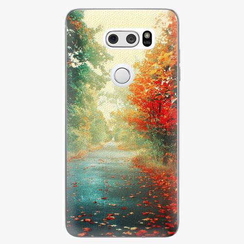 Plastový kryt iSaprio - Autumn 03 - LG V30