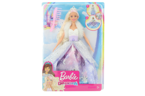 Barbie Sněhová princezna GKH26 TV 1.9. - 31.12.2020