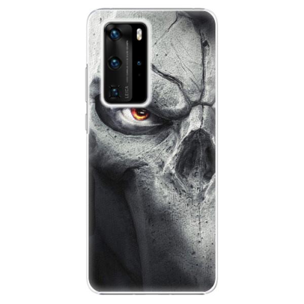 Plastové pouzdro iSaprio - Horror - Huawei P40 Pro