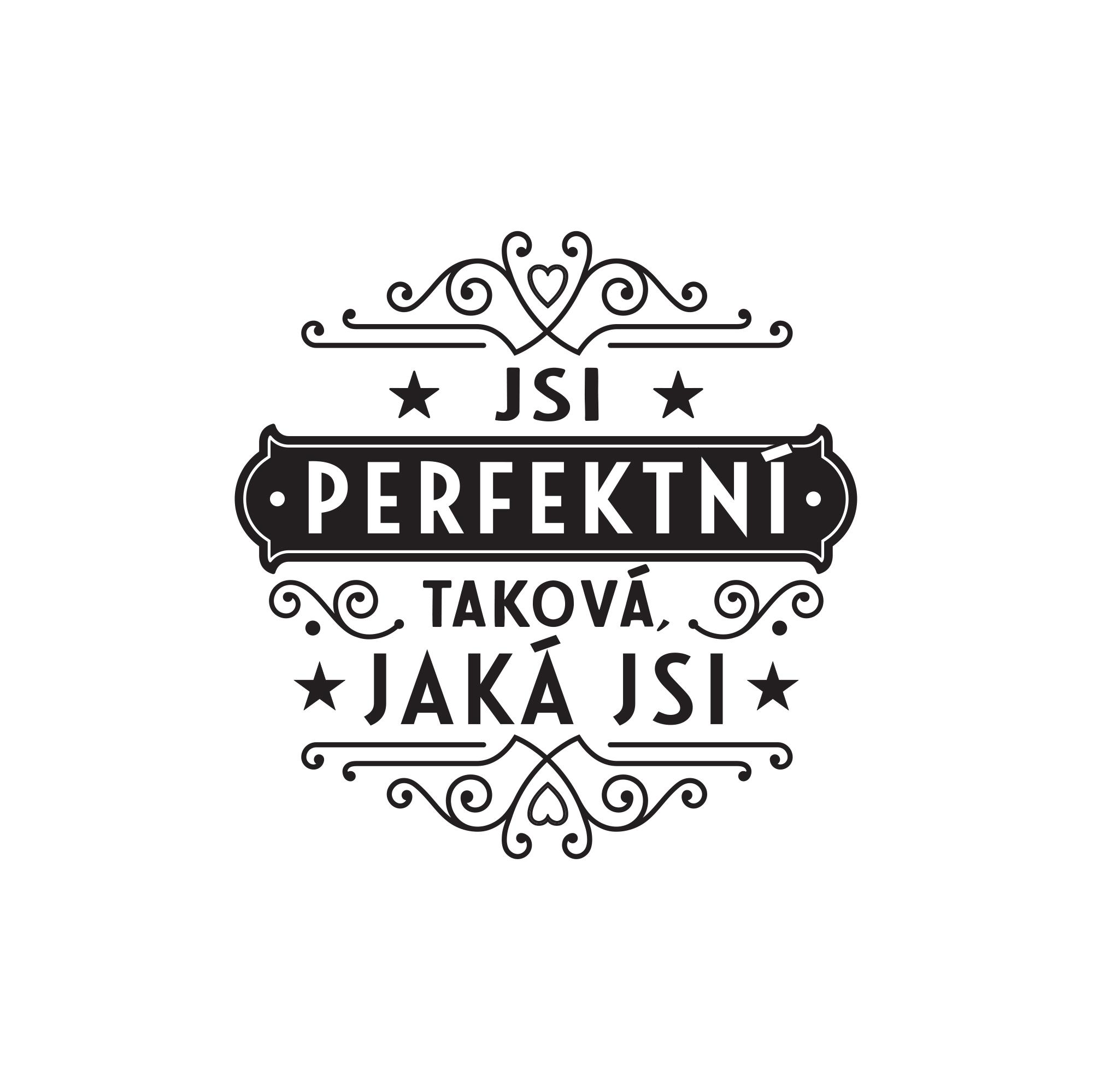 Šperkovnice - Jsi perfektní
