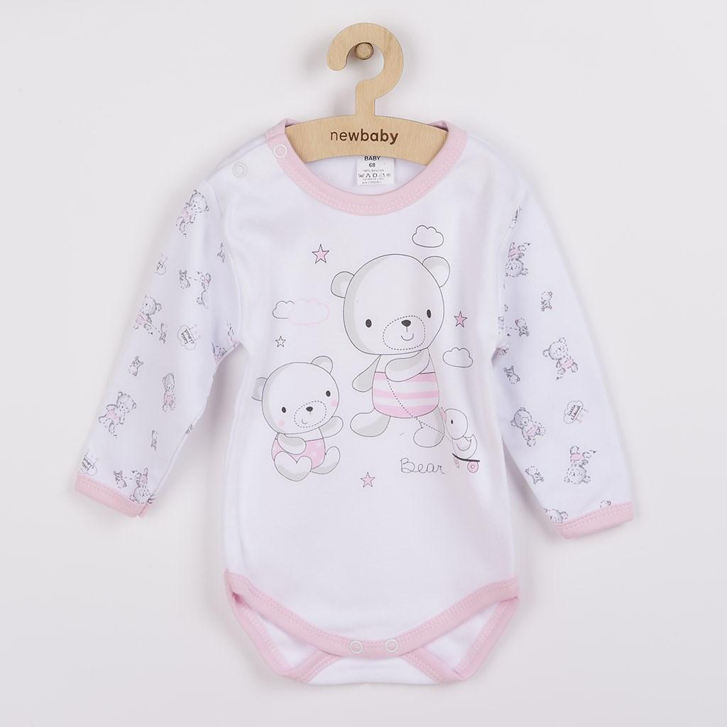 Kojenecké body New Baby Bears