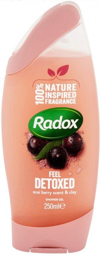 Feel Detoxed sprchový gel 250 ml