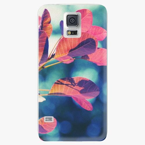 Plastový kryt iSaprio - Autumn 01 - Samsung Galaxy S5