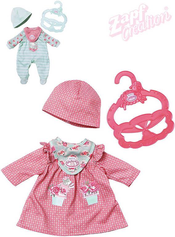 ZAPF CREATION Baby Annabell sada oblečení pro panenku miminko - 2 druhy