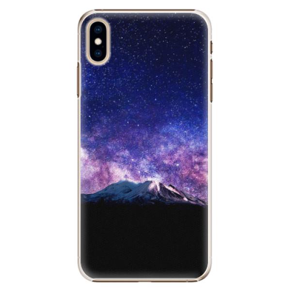 Plastové pouzdro iSaprio - Milky Way - iPhone XS Max