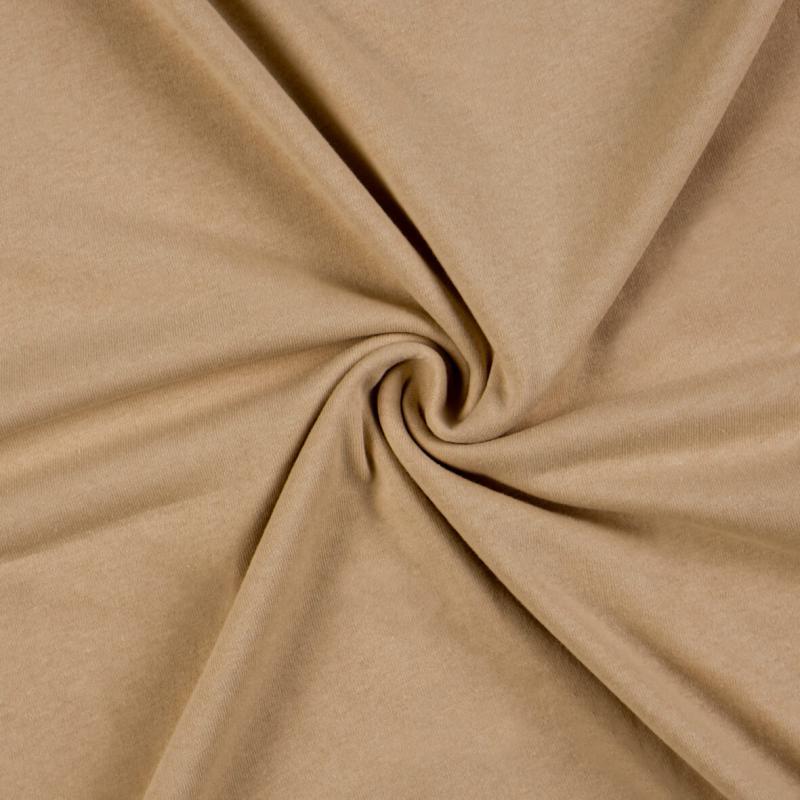 Jersey prostěradlo 120x200cm II.jakost, Barva 015 sv.béžová