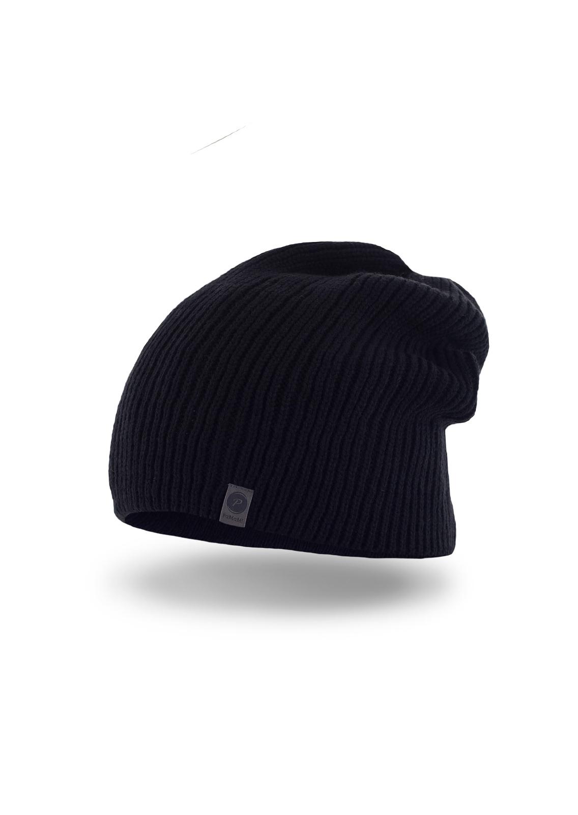 Pánská čepice PaMaMi 17026 - Tmavě