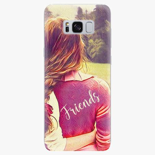 Silikonové pouzdro iSaprio - BF Friends - Samsung Galaxy S8