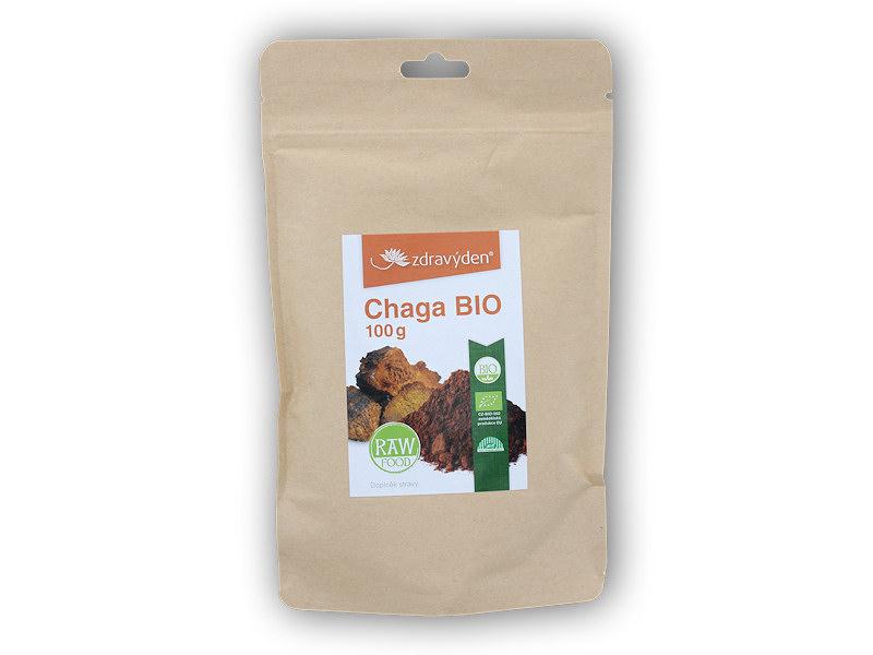 Chaga BIO 100g