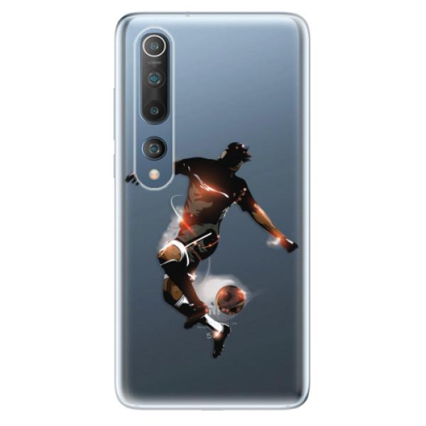Odolné silikonové pouzdro iSaprio - Fotball 01 - Xiaomi Mi 10 / Mi 10 Pro