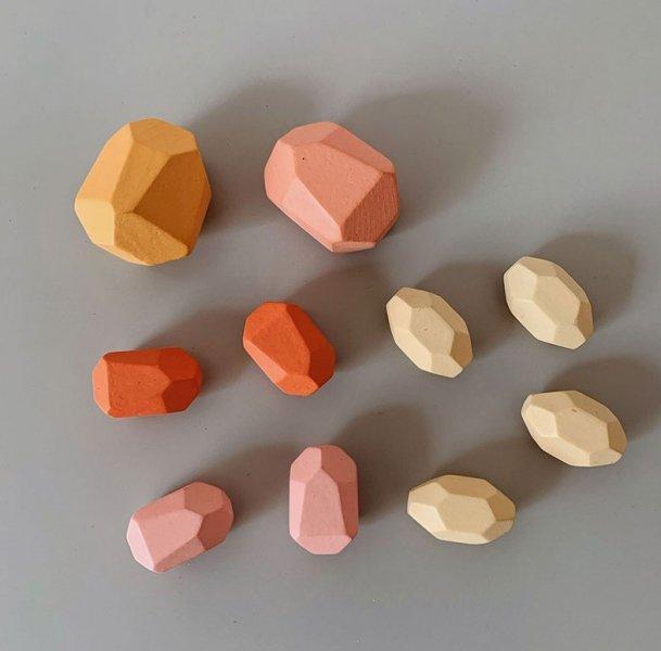 Stavební kameny – vzdělávací hračka Jenga