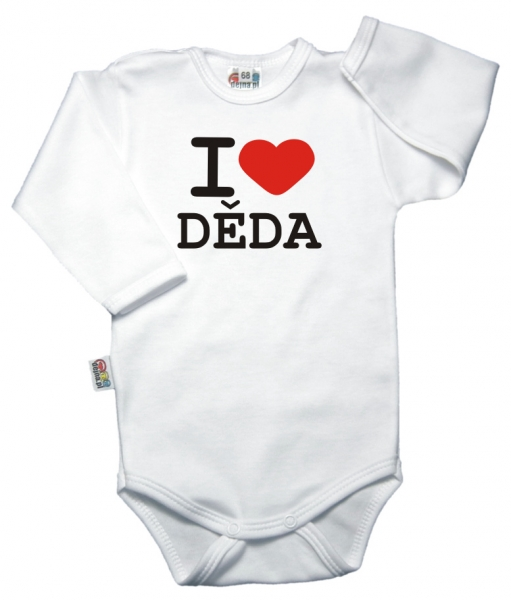 baby-dejnavel-baby-dejna-body-dl-rukav-kolekce-i-love-deda-vel-74-74-6-9m