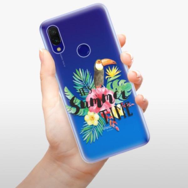 Odolné silikonové pouzdro iSaprio - Summer Time - Xiaomi Redmi 7