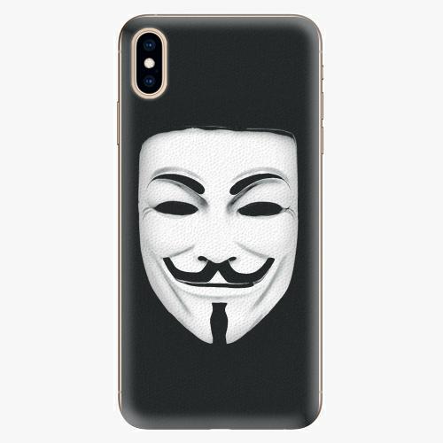Plastový kryt iSaprio - Vendeta - iPhone XS Max