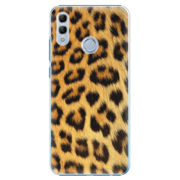 Plastové pouzdro iSaprio - Jaguar Skin - Huawei Honor 10 Lite