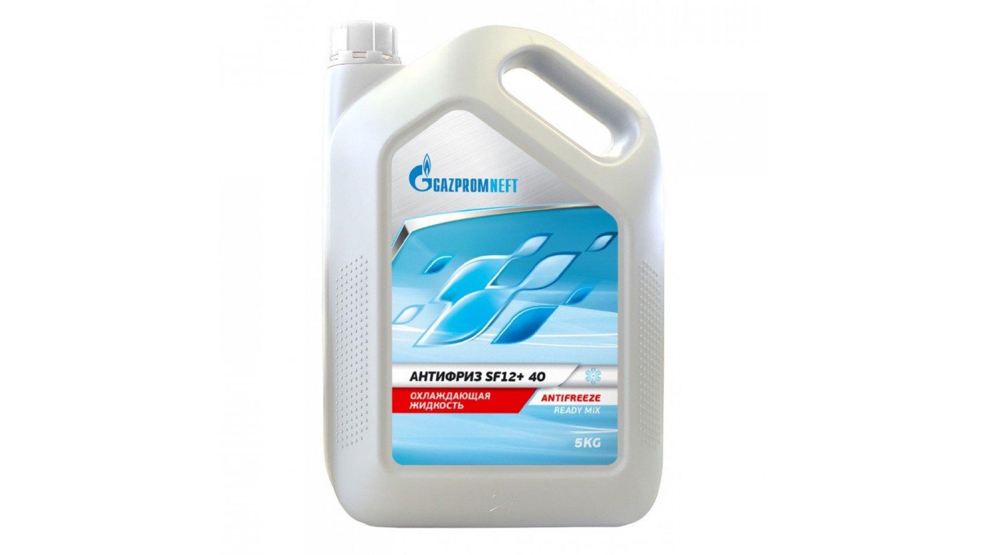 GAZPROM Antifreeze 40 5L