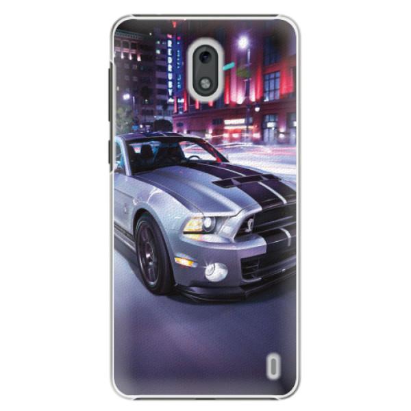 Plastové pouzdro iSaprio - Mustang - Nokia 2