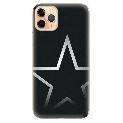 Silikonové pouzdro iSaprio - Star - iPhone 11 Pro Max