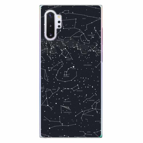 Plastový kryt iSaprio - Night Sky 01 - Samsung Galaxy Note 10+