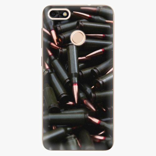 Plastový kryt iSaprio - Black Bullet - Huawei P9 Lite Mini