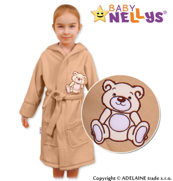 baby-nellys-detsky-zupan-medvidek-teddy-bear-98-104-bezovy-kavovy-104-98-24-36m