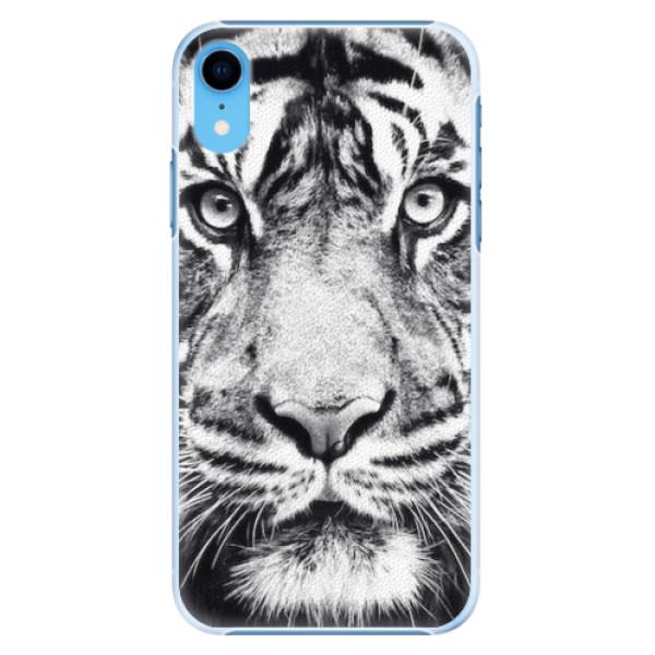 Plastové pouzdro iSaprio - Tiger Face - iPhone XR