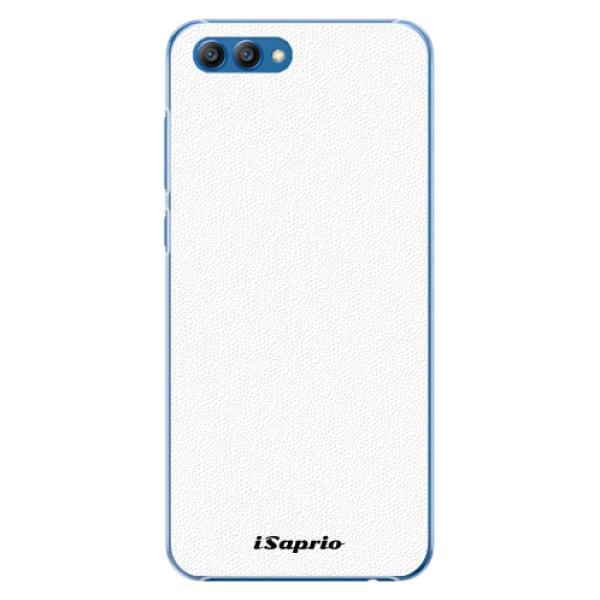 Plastové pouzdro iSaprio - 4Pure - bílý - Huawei Honor View 10