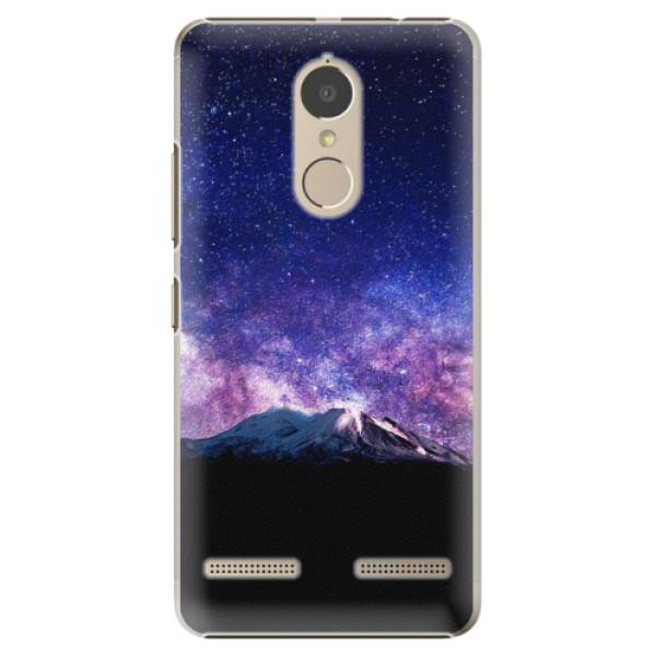 Plastové pouzdro iSaprio - Milky Way - Lenovo K6