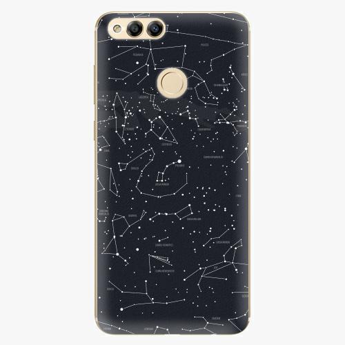Plastový kryt iSaprio - Night Sky 01 - Huawei Honor 7X