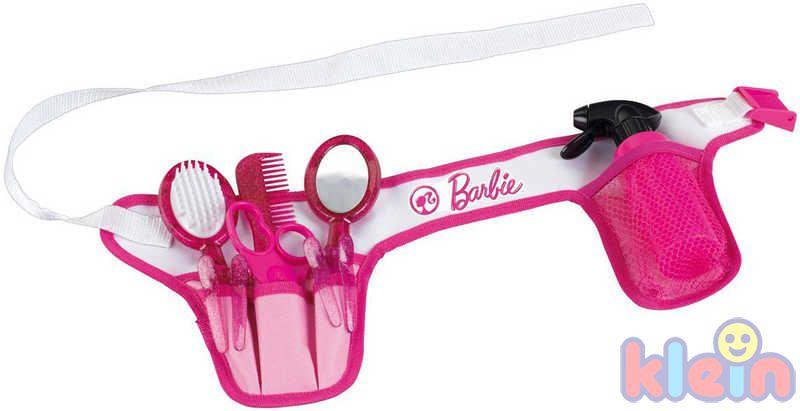 KLEIN Set kadeřnický s doplňky Barbie BRB