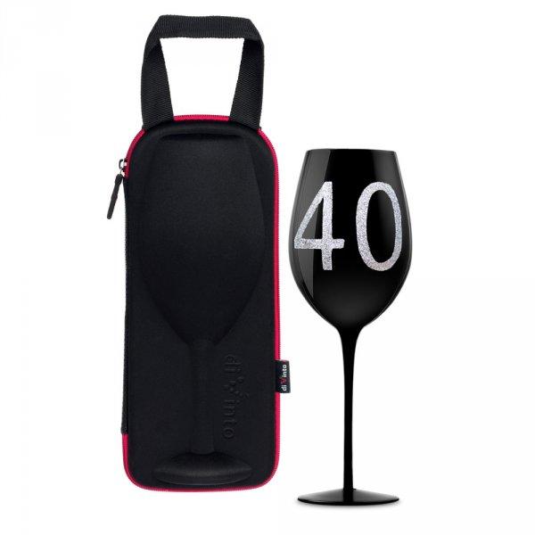 DiVinto Slavnostní obří sklenice na víno – 40