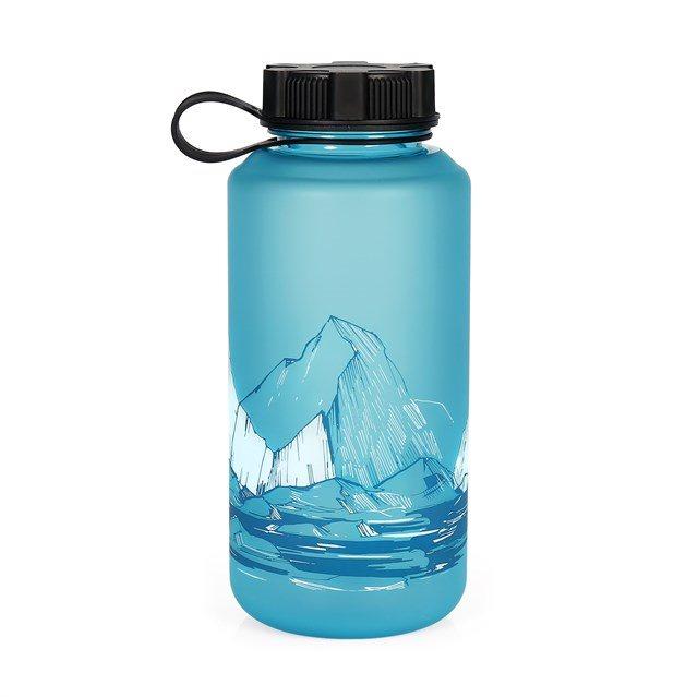 Široká láhev - Ledovec