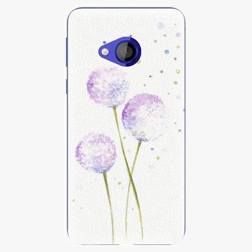 Plastový kryt iSaprio - Dandelion - HTC U Play