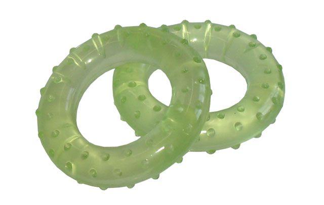 Masážní kroužky - 1 pár v blistru