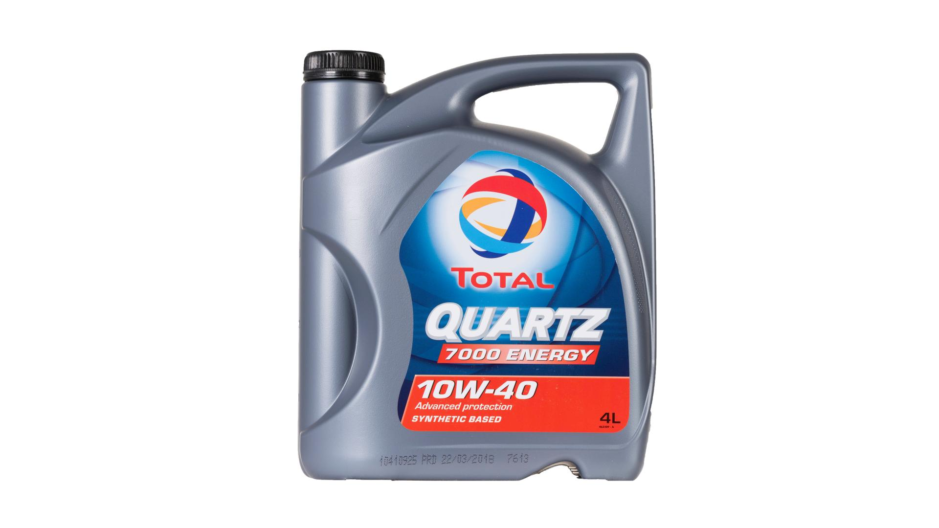 Total 10w-40 Energy 7000 4L (201536)