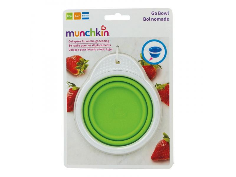 Munchkin - Cestovní skládací mistička