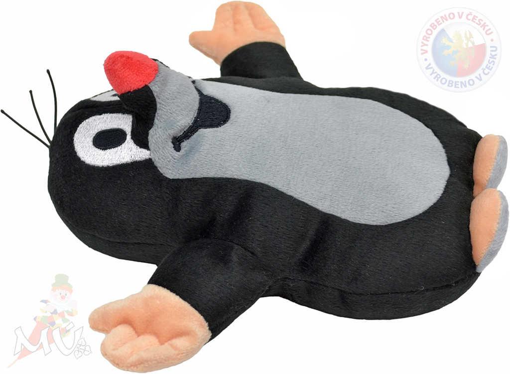 MORAVSKÁ ÚSTŘEDNA Baby minipolštářek Krtek (Krteček) 20cm PLYŠ