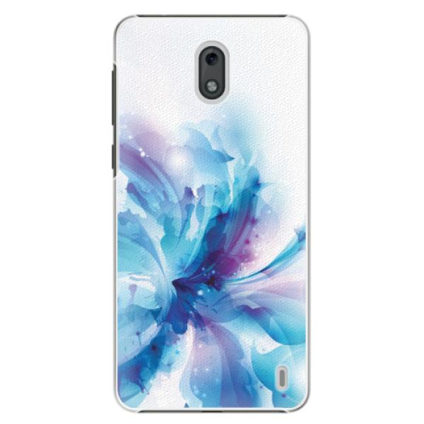 Plastové pouzdro iSaprio - Abstract Flower - Nokia 2