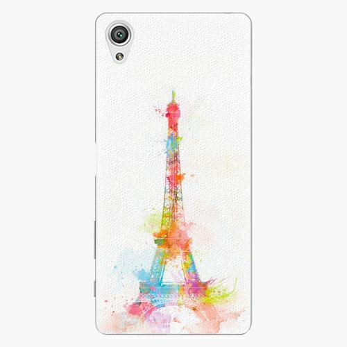 Plastový kryt iSaprio - Eiffel Tower - Sony Xperia X