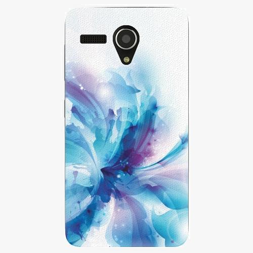 Plastový kryt iSaprio - Abstract Flower - Lenovo A606