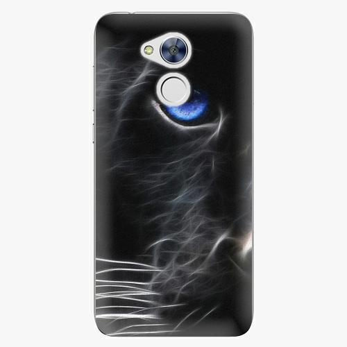 Plastový kryt iSaprio - Black Puma - Huawei Honor 6A