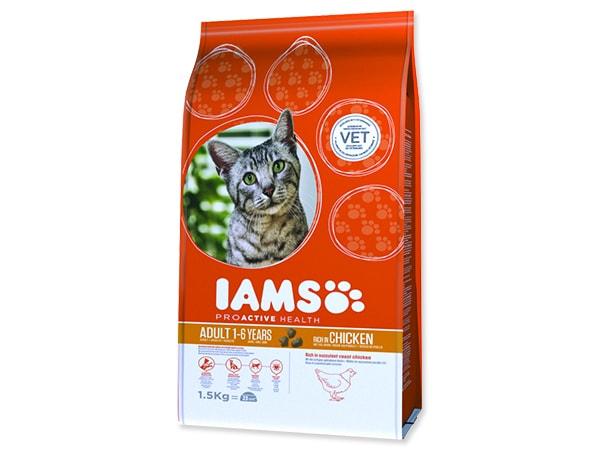 IAMS Cat rich in Chicken 1,5kg
